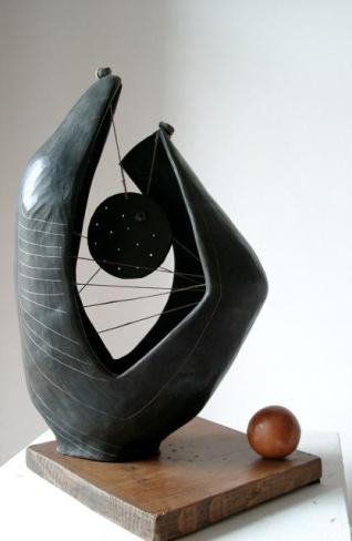 Terracotta sigillata e ridotta – corda – 2010 cm45x30x15
