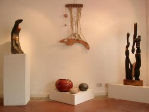 Cuore di pietra, Piccole reti, elementi in terracotta, Incontro