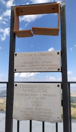 Stigliano (Mt), Teatrini della narrazione.