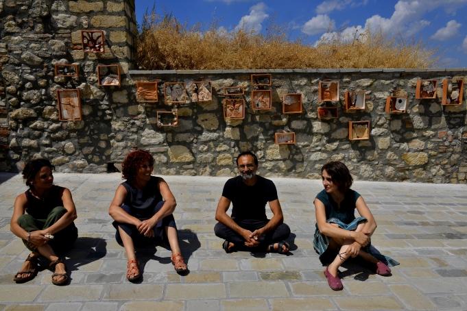 Stigliano (Mt), Teatrini della narrazione. Artisti.