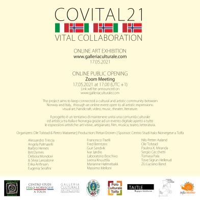 Covital21-Vital Collaboration